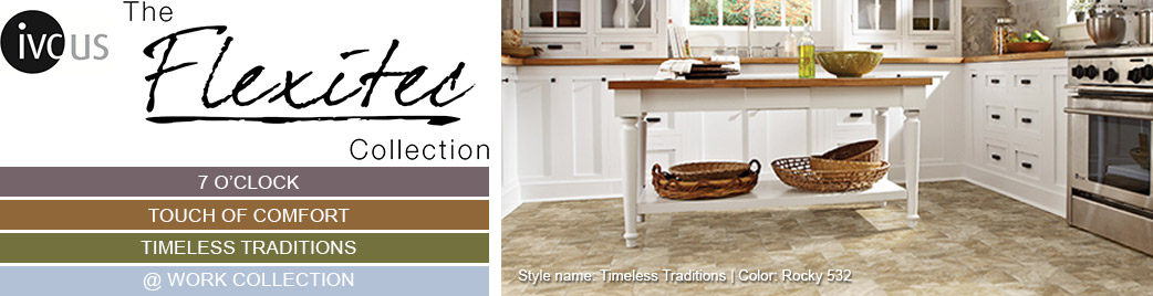 ivcus The Flexitec Collection | 7 O'clock | Touch of Comfort | Timeless Traditions | @ Work Collection | Timeless Traditions room scene